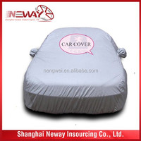 Qualified anti-UV car cover , folding car umbralla