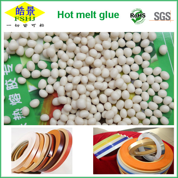 China supplier hot melt adhesive for perfect edge bonding