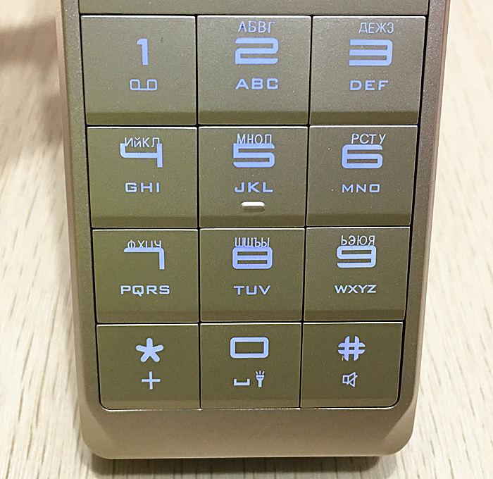 real Big SIM Phone 1