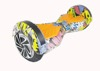 two wheels smart self balance scooter, balance board electric silicone case