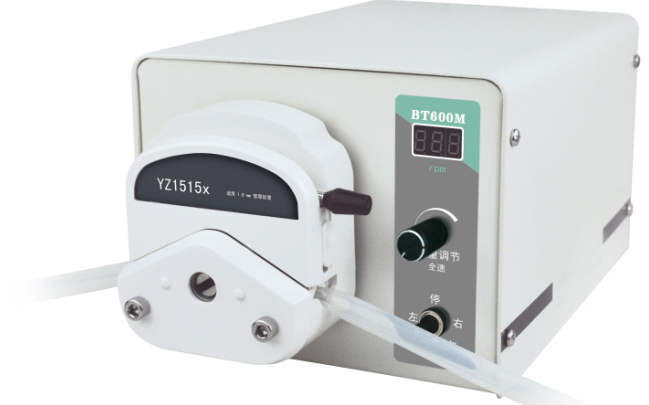 Basic Peristaltic Pump for laboratory