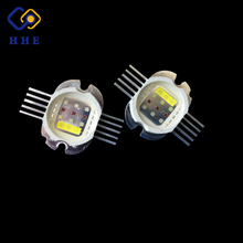 RGBWA Multicolor Led Diode , High Power 30Watt Multichip LED RGBWY