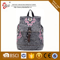 Jeans series backpack outdoor bags for school
