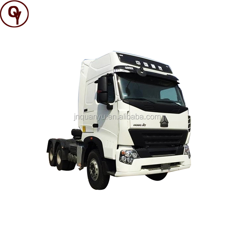 Chinese Sinotruk Howo 6x4 tractor truck head price for sale