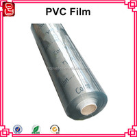 Transparent Crystal Clear Film PVC Super Clear Sheet