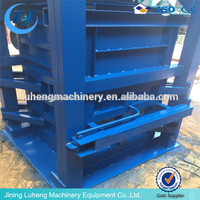 Hot sale Hydraulic baling press|Waste paper box packing machine|Fibre waste baler