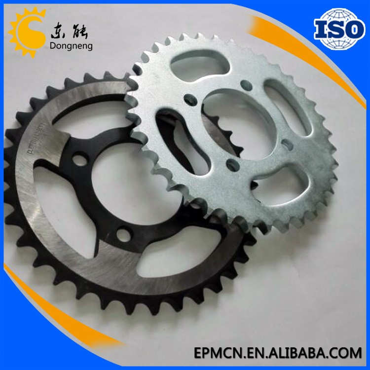 Precision Reasonable Price Motorcycle Chain Sprocket