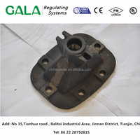 china hot sale ductile iron casting ggg40 bonnet for gate valve