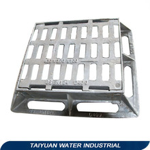 Steel standard size diamond mesh grating