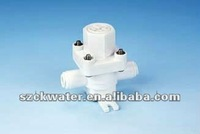 plastic water pressure reducing valve/1/4