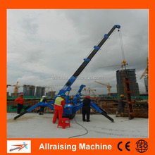 3.0 T Mini Spider Crane,Expert in narrow space,Crawler Crane