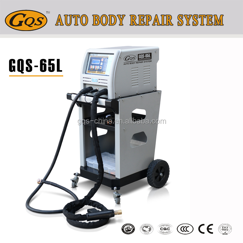 Car Body dent pulling Repair System ehicle dent pulling machine with dent puller GQS-65L