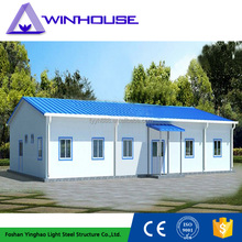 Economic China Manufacturer Office Steel Prefabricated Houses
