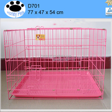 2016 cheap wire mesh iron dog cage for sale