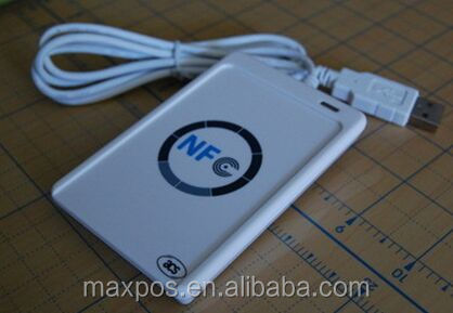 ACR122u Smart Card NFC micro usb rfid contactless reader