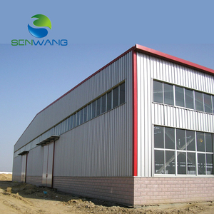 Prefabricated Steel Structure Building Steel Warehouse