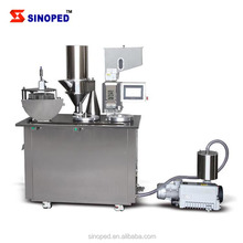 Semi-automatic Capsule Filler Encapsulator Capsule Filling Machinery