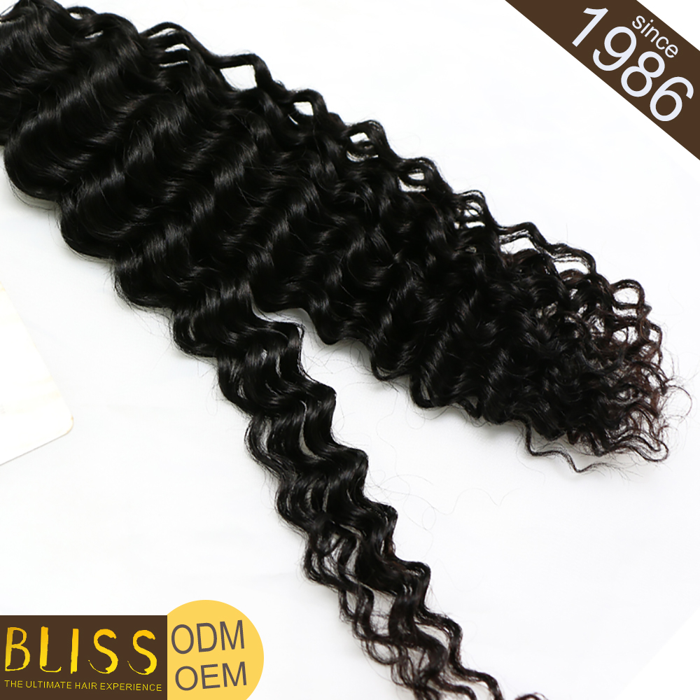 Fast Shipment Easy To Dye Black Jet Can You Dye Brazilian Hair