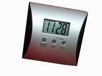 Factory slim digital pop up timer touch screen timer