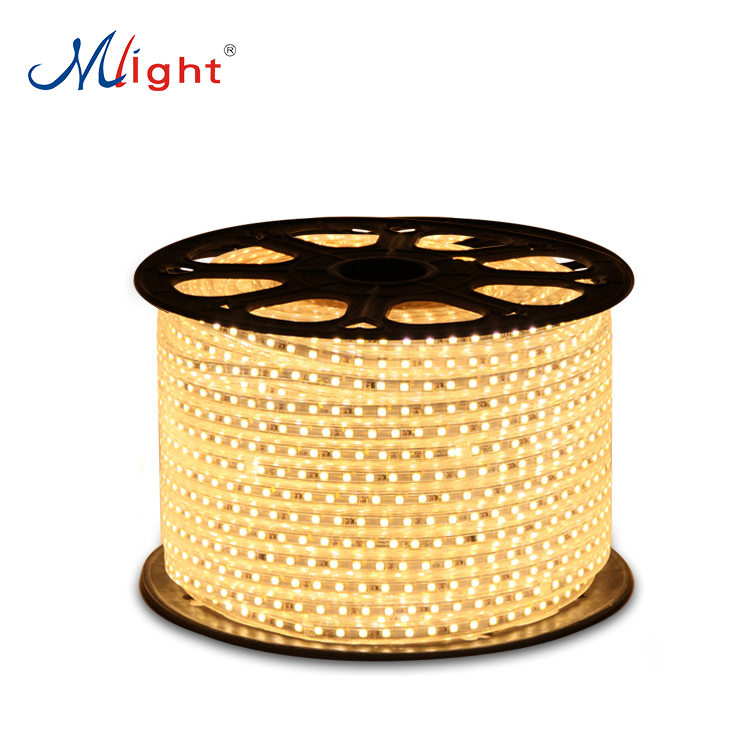 100M per Roll 8W 110V 220V SMD 2835 120 <strong>leds</strong>/m RGB Flexible <strong>LED</strong> Strip Lights