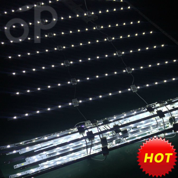 Indoor And Outdoor Iluminated Led Ladder Lighting For Backlit Advertising Light Box