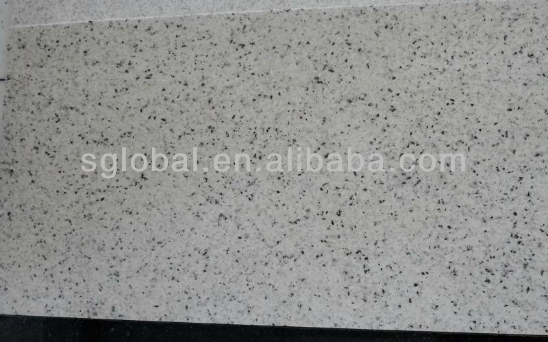 Piedra Blanca Losa De Granito Blanco Perla Baldosas De