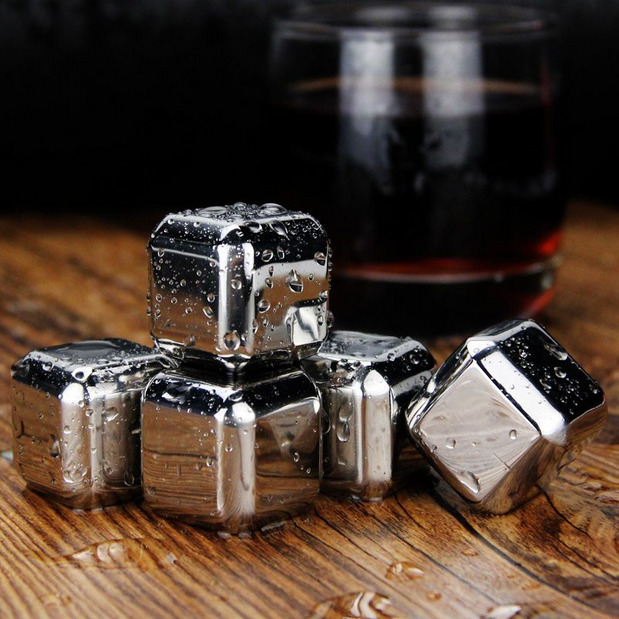 Factory supply high quality Ice Cubes for Whiskey <strong>Wine</strong>, great for bars and family, laser logo ice cube