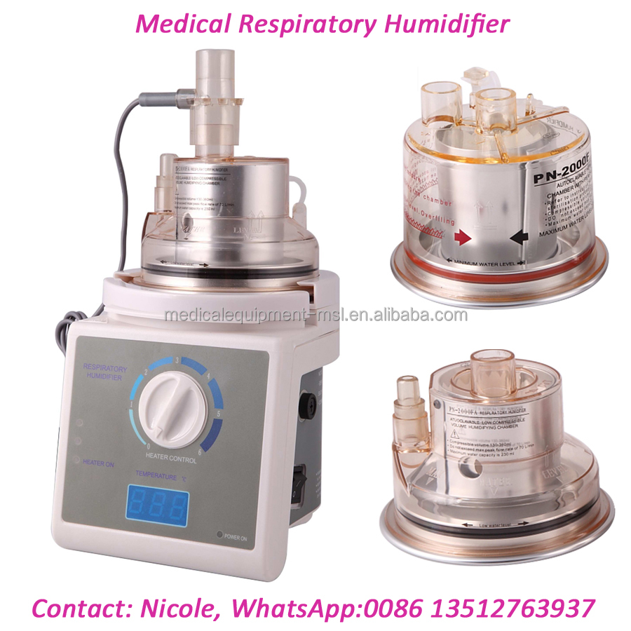MSLGZ03 Medical Respiratory Humidifier for adult or infant