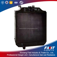 hgih qualtiy Heavy Tractors Parts Agricultural Equipment Radiator