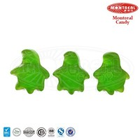 Halal jelly candied frog