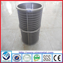 alibaba china supplier screen support grids/flat welded screen/johnson screen