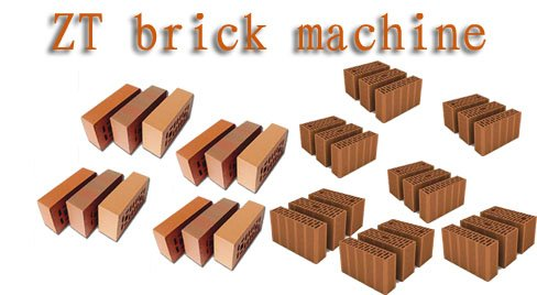 Manual block making machine price/clay brick extruding machine