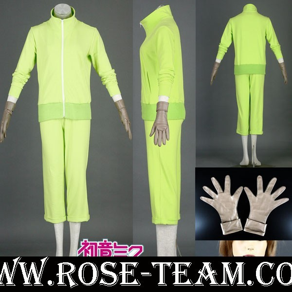 Sunshine-VOCALOID Formula Matryoshka/Kamui Megurine Luka cosplay costume Sports clothes halloween Christmas Party
