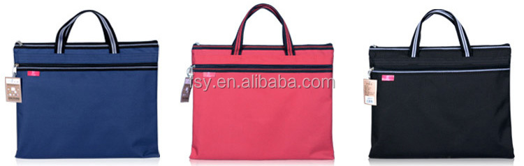 china suppliers handbag documents pouch stationery bag