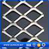 Hot sale anti-corrosive aluminum expanded mesh/exterior facade panel expanded metal facade