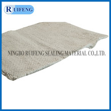 1260 high Temp. Ceramic fiber cloth Heat insulation