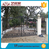 2016 hot products main gate steel door, main gate door, iron fancy gate boundary wall gate design