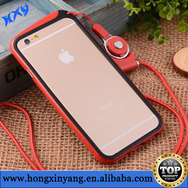 for iPhone 6 Dual Colors Soft Silicon Bumper Case,Paypal accept