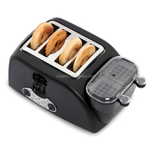 Breakfast set Toaster with egg cooker / 2 in 1 breakfast maker