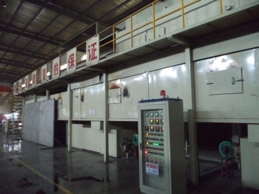 Drying (Coated Aluminum Coil, Embossed Coated Aluminum Coil)