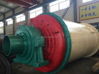 the Best Quality and Capacity Cylindrical Shaped Energy Saving Ball Mill of Yantai Baofeng