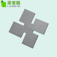 Grey Cheap High Thermal Insulation Mica Scrap for Electronic