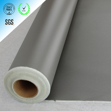 Manufacturer of flame & heat resistant engineered silicone coated glass cloth