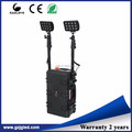 High flux Led 72W Portable Crime scene Area Lighting system