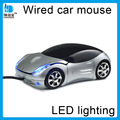 promotion gift wired optical mouse_mini wired car mouse