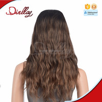 Wholesale Price 100% Mongolian Hair Wavy Jewish Remy Wig