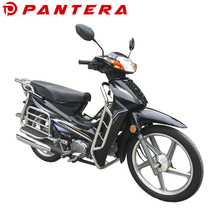 Chinese New Style 110cc Japan Model Wave 110 Gas Moped with Pedals