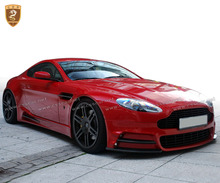 Hot sale MY style body kit for Aston Martin Vantage V8 in cf+frp