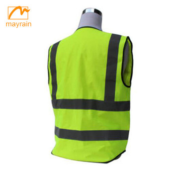 outdoor traffic safety shirt highly reflective shirt