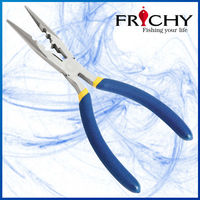 Professional fishing plier FP0105 Straight Nose Plier wholesale Fishing Tackle